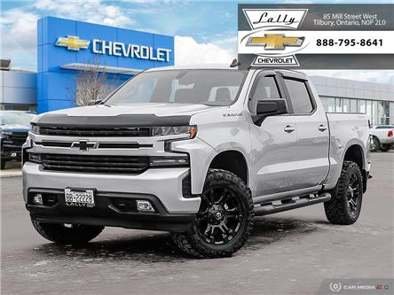 2020 Chevrolet Silverado 1500 RST (Stk: SI00005) in Tilbury - Image 1 of 27