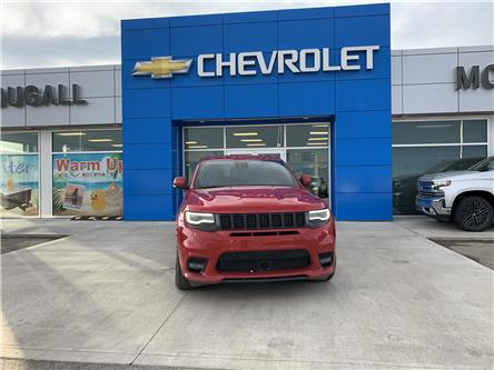 2017 Jeep Grand Cherokee SRT (Stk: 214208) in Fort MacLeod - Image 1 of 14