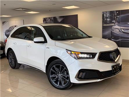 2020 Acura MDX A-Spec (Stk: M13132) in Toronto - Image 1 of 10
