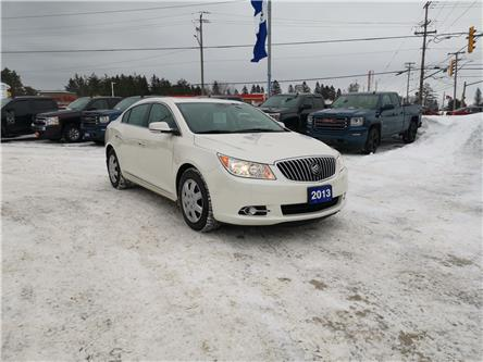 2013 Buick LaCrosse eAssist Luxury Group (Stk: 4802-19A) in Sault Ste. Marie - Image 1 of 23