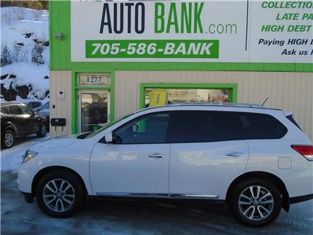 2014 Nissan Pathfinder SL (Stk: ) in Sudbury - Image 1 of 5