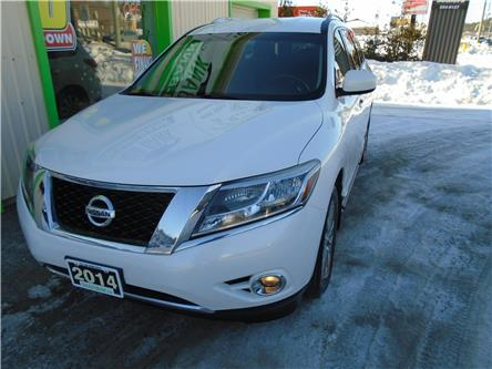 2014 Nissan Pathfinder SL (Stk: ) in Sudbury - Image 2 of 5