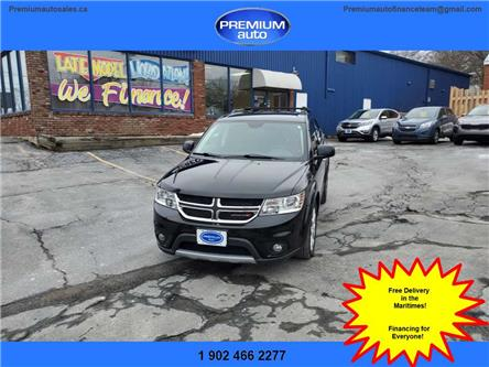 2018 Dodge Journey GT (Stk: 172794) in Dartmouth - Image 1 of 24