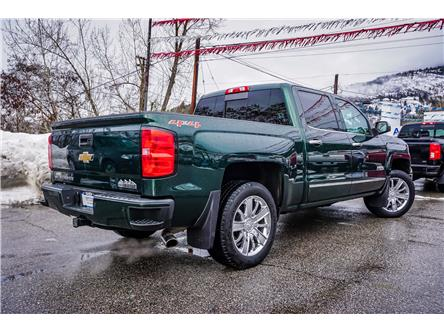 2015 Chevrolet Silverado 1500 High Country (Stk: 20-10A) in Trail - Image 2 of 26