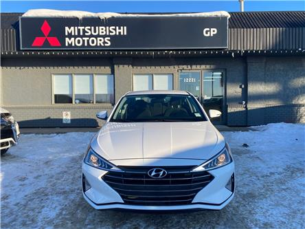 2019 Hyundai Elantra Preferred (Stk: P2022) in Grande Prairie - Image 1 of 18