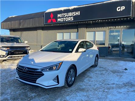 2019 Hyundai Elantra Preferred (Stk: P2022) in Grande Prairie - Image 2 of 18