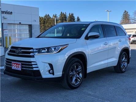 2019 Toyota Highlander Limited (Stk: W4984) in Cobourg - Image 1 of 26