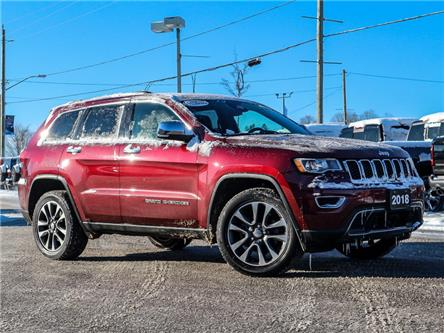 2018 Jeep Grand Cherokee Limited (Stk: W5998) in Uxbridge - Image 1 of 29