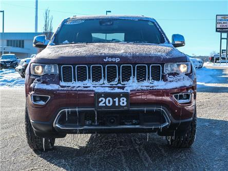 2018 Jeep Grand Cherokee Limited (Stk: W5998) in Uxbridge - Image 2 of 29
