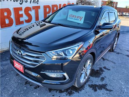 2017 Hyundai Santa Fe Sport 2.0T Limited (Stk: 19-524T) in Oshawa - Image 1 of 18