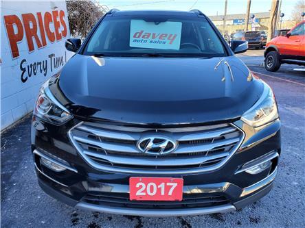 2017 Hyundai Santa Fe Sport 2.0T Limited (Stk: 19-524T) in Oshawa - Image 2 of 18