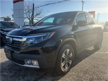 2017 Honda Ridgeline Touring (Stk: 327155A) in Mississauga - Image 1 of 22