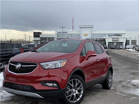2019 Buick Encore Sport Touring (Stk: KB757114) in Calgary - Image 1 of 19