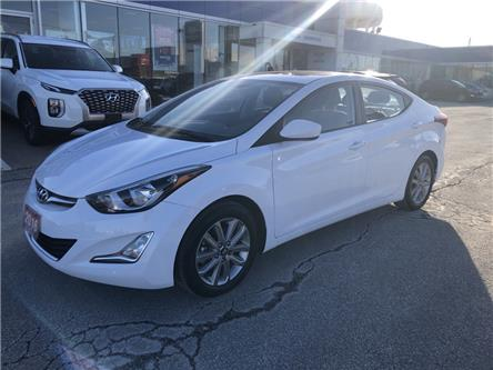 2016 Hyundai Elantra Sport Appearance (Stk: 29671A) in Scarborough - Image 1 of 18