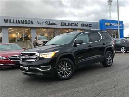 2018 GMC Acadia SLT-1 (Stk: U7177A) in Uxbridge - Image 1 of 19