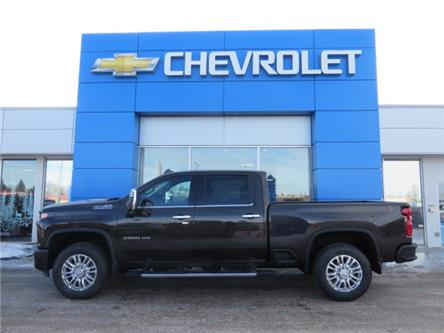2020 Chevrolet Silverado 2500HD High Country (Stk: 20068) in STETTLER - Image 1 of 23