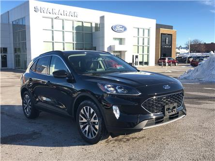 2020 Ford Escape Titanium (Stk: 26792) in Newmarket - Image 1 of 27