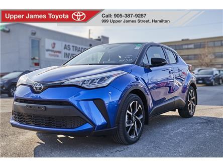 2020 Toyota C-HR XLE Premium (Stk: 200369) in Hamilton - Image 1 of 18
