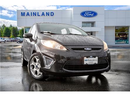 2011 Ford Fiesta SES (Stk: P1624A) in Vancouver - Image 1 of 25