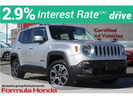 2015 Jeep Renegade Limited (Stk: B11695) in Scarborough - Image 1 of 28