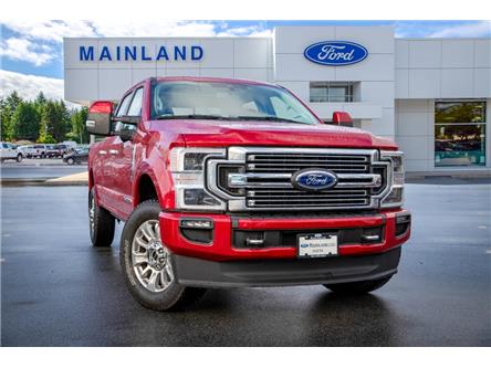 2020 Ford F-350 Limited (Stk: 20F35033) in Vancouver - Image 1 of 28