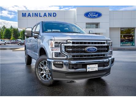 2020 Ford F-350 Lariat (Stk: 20F35499) in Vancouver - Image 1 of 30