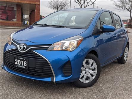 2016 Toyota Yaris LE (Stk: 5440) in Mississauga - Image 1 of 23