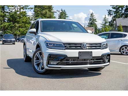 2020 Volkswagen Tiguan Highline (Stk: LT053132) in Vancouver - Image 1 of 28