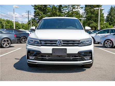 2020 Volkswagen Tiguan Highline (Stk: LT053132) in Vancouver - Image 2 of 28