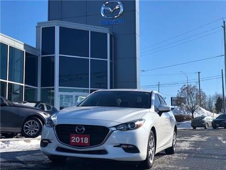 2018 Mazda Mazda3 GX (Stk: M26951) in Gloucester - Image 1 of 16