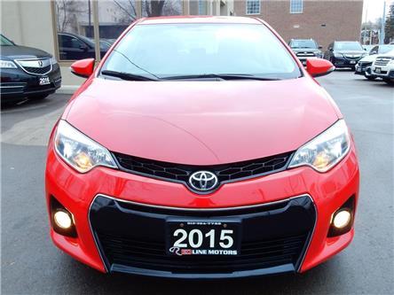 2015 Toyota Corolla S (Stk: 2T1BUR) in Kitchener - Image 2 of 26