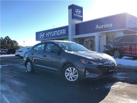 2020 Hyundai Elantra  (Stk: 21979) in Aurora - Image 1 of 15