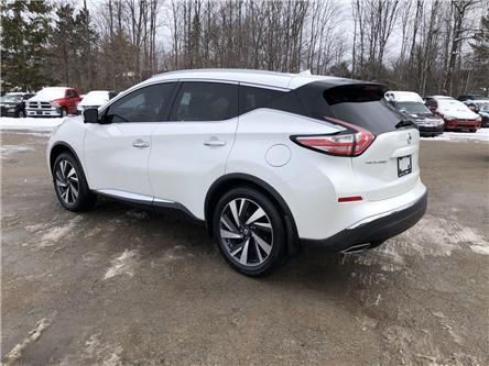 2016 Nissan Murano Platinum (Stk: NT191241B) in Barrie - Image 2 of 20