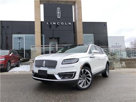 2020 Lincoln Nautilus Reserve (Stk: NT20163) in Barrie - Image 1 of 17