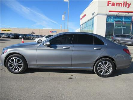 2015 Mercedes-Benz C-Class 4dr Sdn C 300 4MATIC | MOONROOF\SUNROOF | (Stk: 062098T) in Brampton - Image 2 of 30
