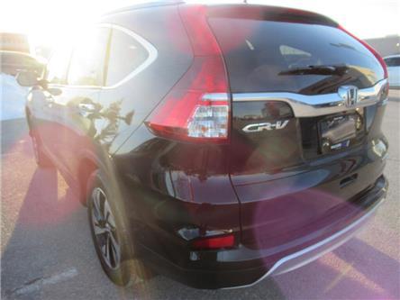 2016 Honda CR-V AWD 5dr Touring   FULLY LOADED!!!   (Stk: 803721T) in Brampton - Image 2 of 27