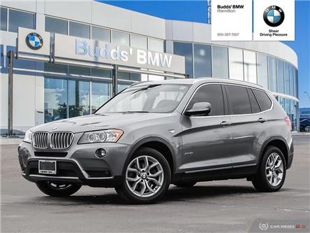 2014 BMW X3 xDrive28i (Stk: T94876PB) in Hamilton - Image 1 of 28