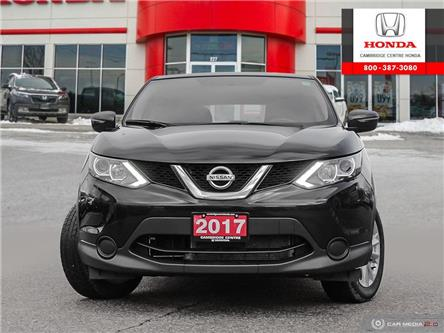 2017 Nissan Qashqai  (Stk: 20161A) in Cambridge - Image 2 of 27
