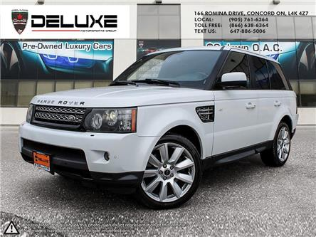 2013 Land Rover Range Rover Sport HSE (Stk: D0691) in Concord - Image 1 of 18