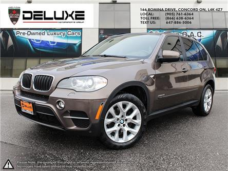 2013 BMW X5 xDrive35i (Stk: D0689) in Concord - Image 1 of 19