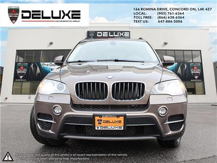 2013 BMW X5 xDrive35i (Stk: D0689) in Concord - Image 2 of 19