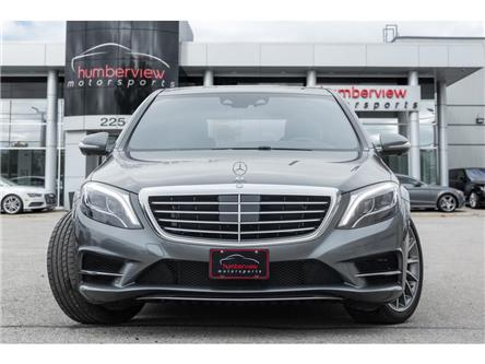 2017 Mercedes-Benz S-Class Base (Stk: 20HMS5078) in Mississauga - Image 2 of 24