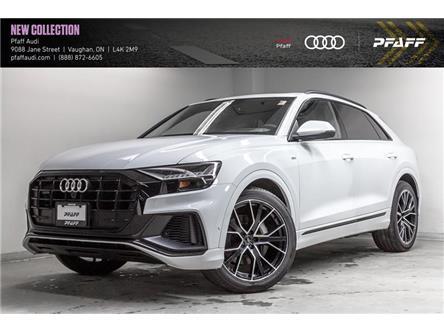 2020 Audi Q8 55 Progressiv (Stk: T18048) in Vaughan - Image 1 of 22