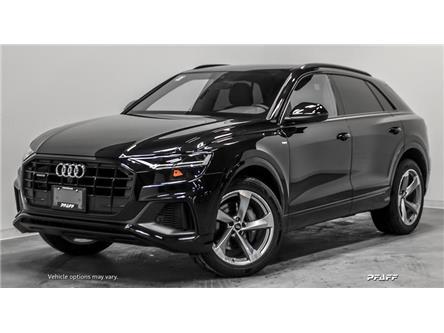 2020 Audi Q8 55 Progressiv (Stk: T18050) in Vaughan - Image 1 of 22