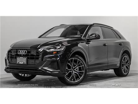 2020 Audi Q8 55 Progressiv (Stk: T18058) in Vaughan - Image 1 of 22
