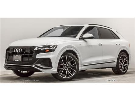 2020 Audi Q8 55 Progressiv (Stk: T18076) in Vaughan - Image 1 of 20