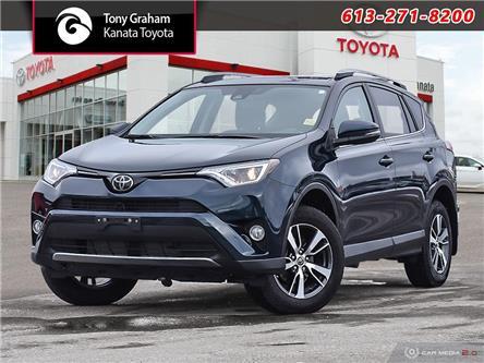 2018 Toyota RAV4 XLE (Stk: K4462A) in Ottawa - Image 1 of 30