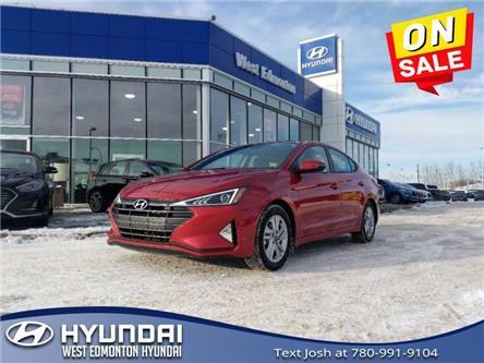 2019 Hyundai Elantra  (Stk: E4780) in Edmonton - Image 1 of 22