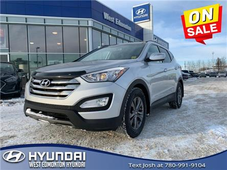 2014 Hyundai Santa Fe Sport 2.4 Premium (Stk: 4407A) in Edmonton - Image 1 of 21