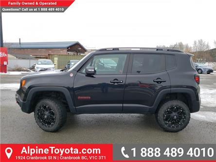 2015 Jeep Renegade Trailhawk (Stk: X049257A) in Cranbrook - Image 2 of 28